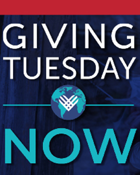 Participate in #GivingTuesday